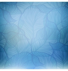 Abstract blue vintage background vector