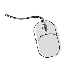 cursor mouse vector image