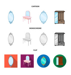 Isolated object imagery and decorative icon vector