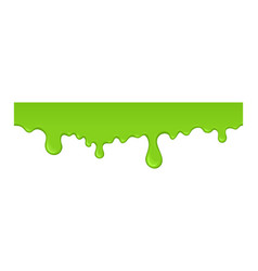 Slime drops and blots vector