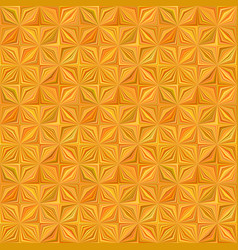 orange seamless abstract striped shape pattern vector image