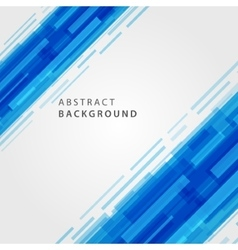 Digital geometric lines abstract background vector image