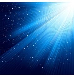 Light burst Background vector image