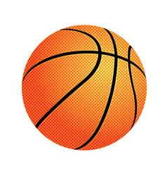 basketball 07 vector image