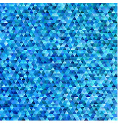 Geometric polygonal regular triangle tile vector