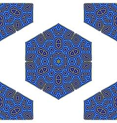 Seamless Creative Ornamental Colorful Pattern vector