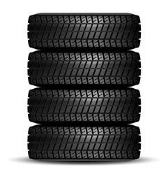 tire black best vector image