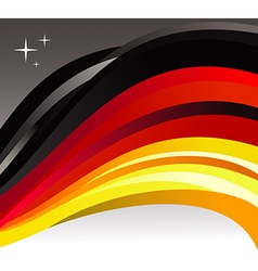 Germany flag background vector