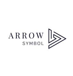 Arrow sign icon next arrow logo design vector