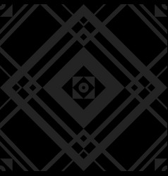 Black wallpapers with a gray geometric pattern vector