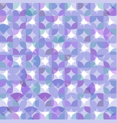 modern of purple round geometrical pattern with vector image