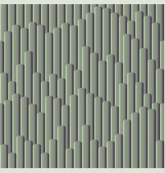 Seamless gradient tubing technic pattern vector