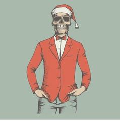 Skull 03 vector