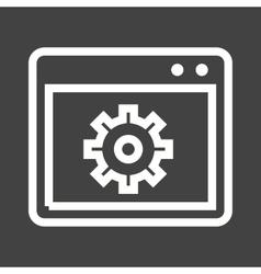 Web Optimization vector image