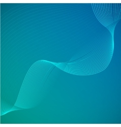 blue contemporary background vector image
