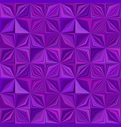 Purple abstract stripe mosaic pattern background vector