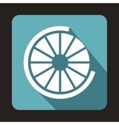Web preloader icon flat style vector image