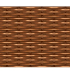 Wicker Texture vector image