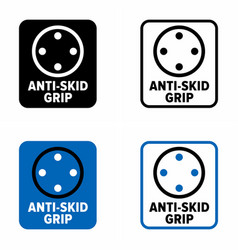 Anti-skid grip coverage texture and material vector