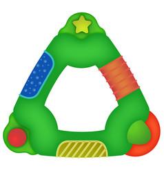 Baby toy vector