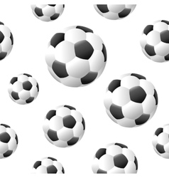 Soccer background vector