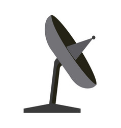 Antenna dish transmission communication work vector