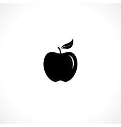apple symbol vector image