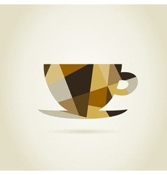 Cup4 vector image