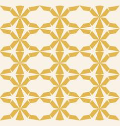 Seamless geometric pattern yellow texture vector