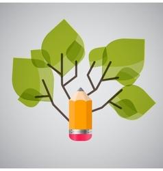 Tree knowledge concept vector