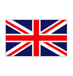 Uk flag england symbol symbol icon design vector