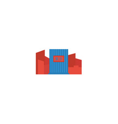flat icon shibuya element of vector image