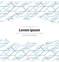 Abstract linear pattern and cover backdrop vector