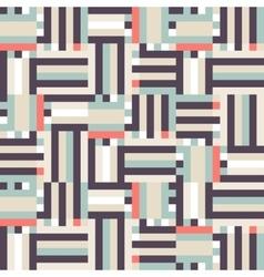 Digital pastel stripes vector