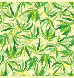 Leaves pattern 1-02 vector