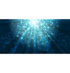Ocean Underwater Background vector image vector image