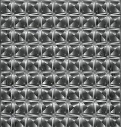 background metal blocks vector image