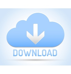 Download Cloud network vector image