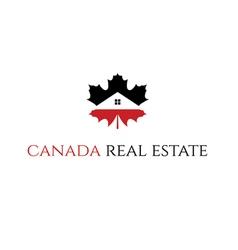 Icon Real Estate Canada vector