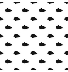 Overcast pattern seamless vector