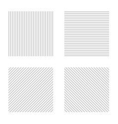 gray and white stripes striped background vector image