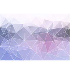 pink grey geometric background with mesh vector image