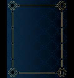 elegant background vector image vector image