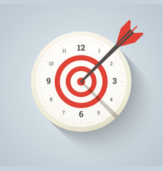 Achieving goal vector