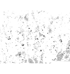 Cement texture black and white vector