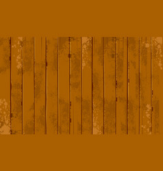 grunge rustic wood plank background vector image