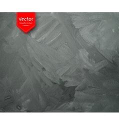 Gark gray gouache texture vector