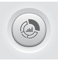 Market Share Icon vector