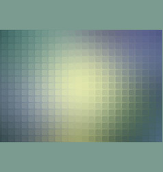 Yellow purple grey abstract rounded mosaic vector