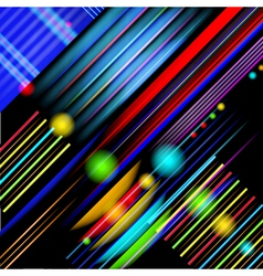 Abstract technology-style background vector image vector image